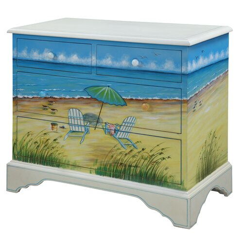 Shoreline Adirondack 4 Drawer Chest