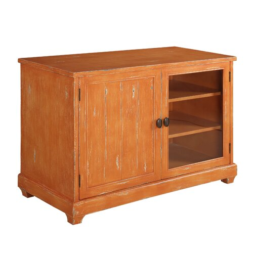 """Gail's Accents Cottage Tangelo 44"""" TV Console"""
