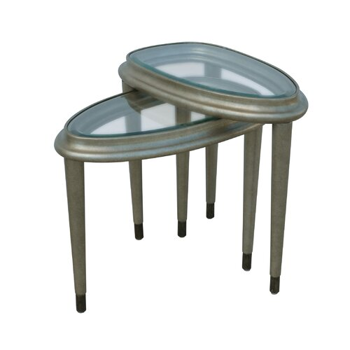Modern Nesting Tables (Set of 2)