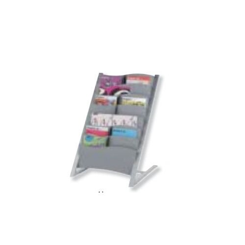 Paperflow Seven Pocket Floor Literature Display
