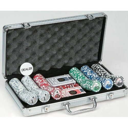CHH 11.5g Royal Flush Big Number Poker Set