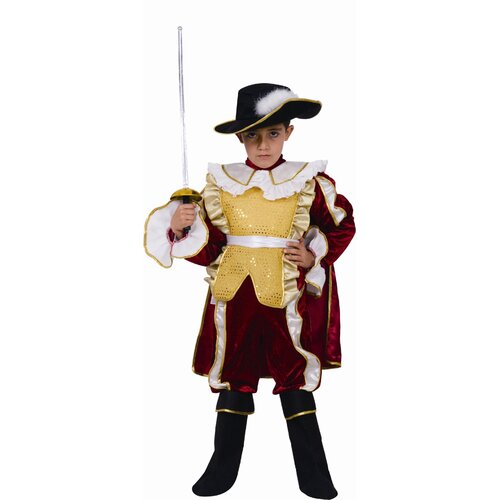 Dress Up America New Noble Knight Children's Costume