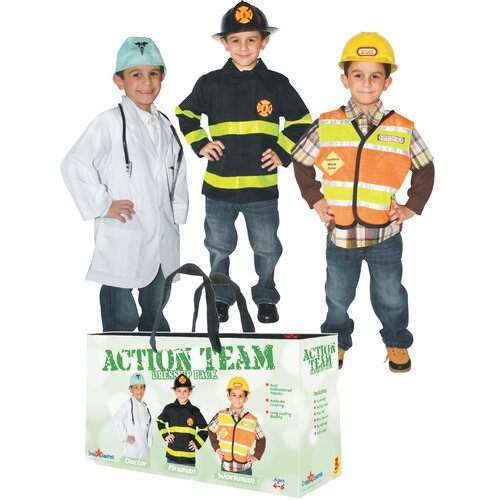 Action Team Children's Costume