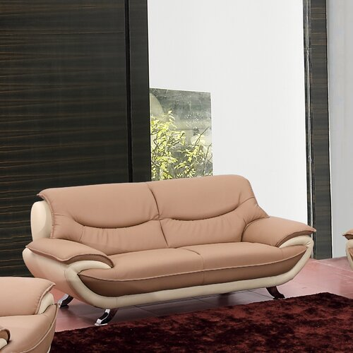 Celia Leather Sofa
