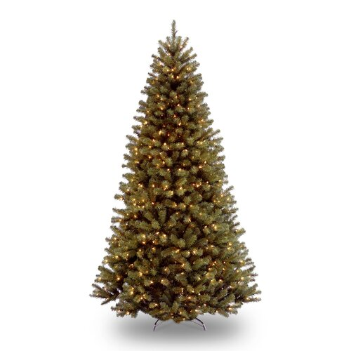 National Tree Co. North Valley Spruce 9' Artificial Christmas Tree