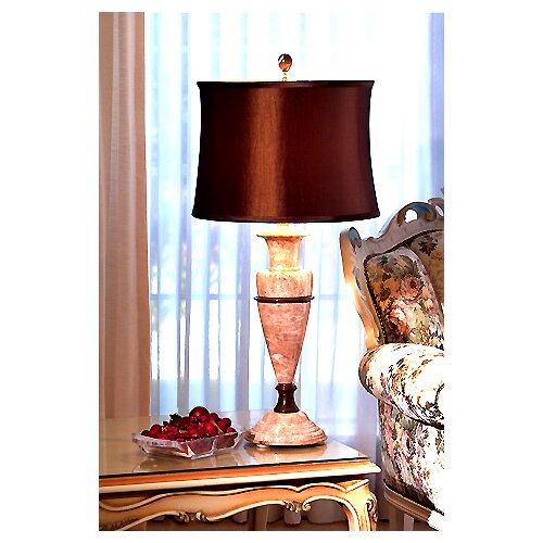 Lex Lighting Marble Table Lamp