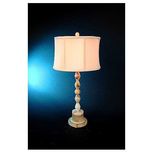 "Lex Lighting Chartreuse 31"" H Piano Table Lamp with 3-Way Switch"