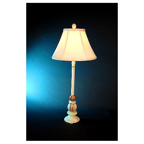 "Lex Lighting Chartreuse 30"" H Piano Table Lamp"