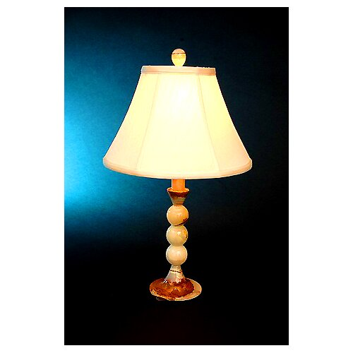 "Lex Lighting Chartreuse 22.25"" H Piano Table Lamp with 3-Way Switch"