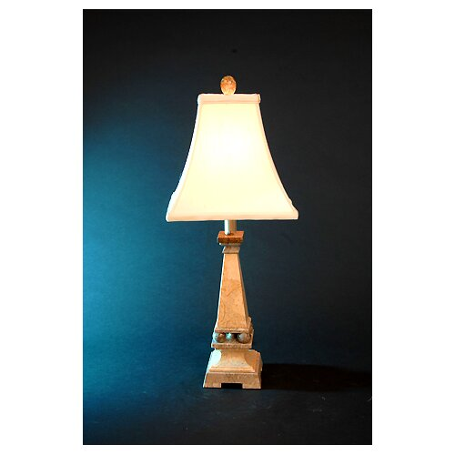 """Lex Lighting Chartreuse 22"""" H Traditional Table Lamp"""