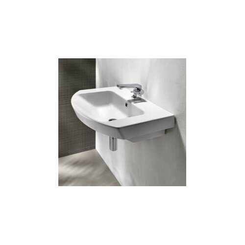 GSI Collection Modo Contemporary Design Curved Bathroom Sink
