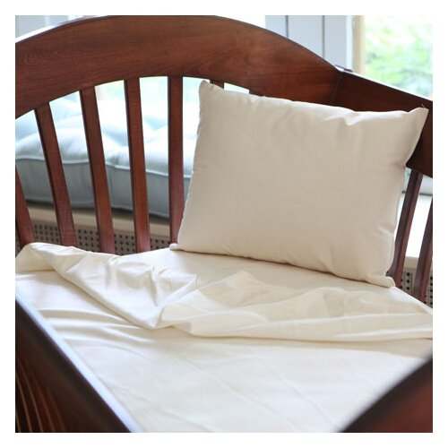 Naturepedic Flannel Crib Sheet