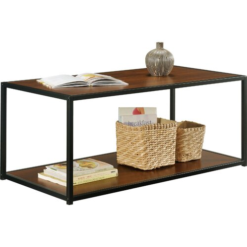 Altra industrial coffee table reviews wayfair for Wayfair industrial coffee table