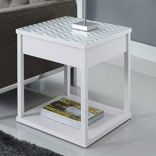 Parsons End Table