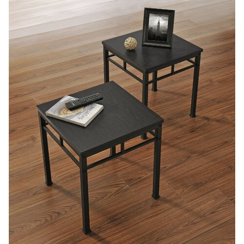 Altra Furniture Wexford End Table (Set of 2)