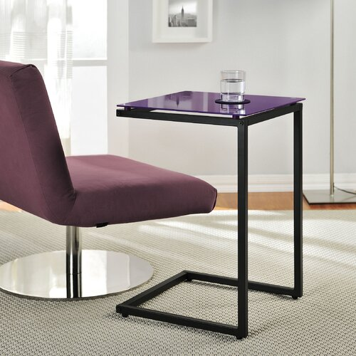 Altra Furniture C-Shaped End Table