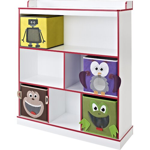 "Altra Furniture Kids 3 Shelf 45.52"" Bookcase"