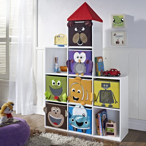 "Altra Furniture Castlebrook Kids 56.1"" Bookcase"