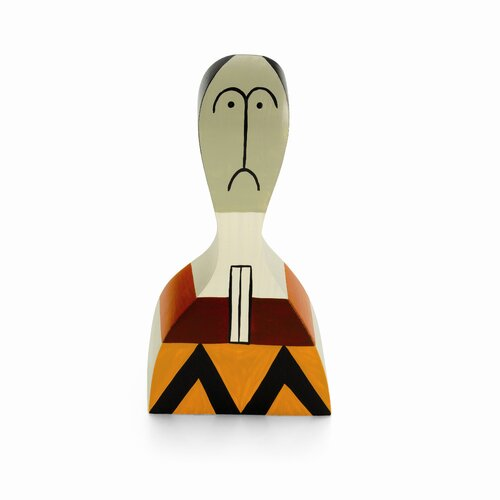 Vitra Vitra Design Museum Wooden Dolls No. 17 Figurine