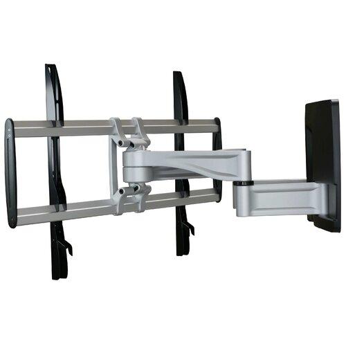 "Dyconn Iron Arm XL Dual Articulating Arm/Tilt/Swivel Wall Mount for 32"" - 70"" Plasma/LED/LCD"