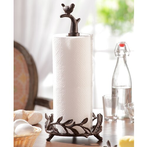 Twig Coll Paper Towel Holder