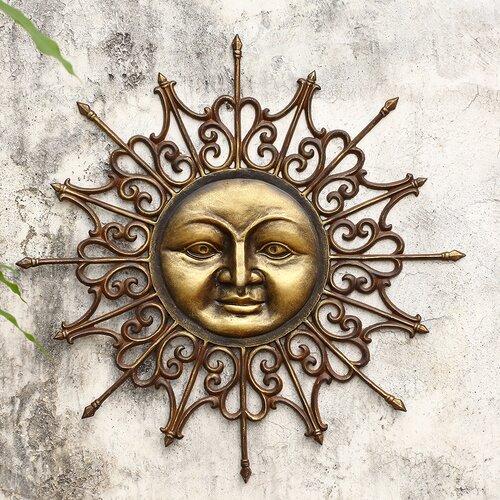 sun decor metal wayfair