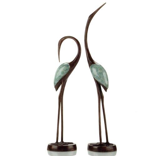 SPI Home Crane Song Figurine