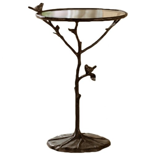 SPI Home Bird and Branch End Table