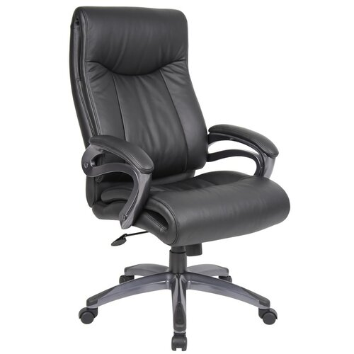 Boss Office Products Double Layer High-Back Executive Chair