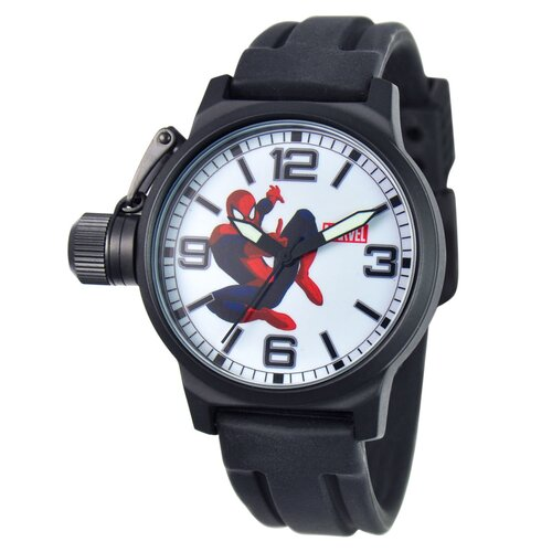 Marvel Men's Spider-Man Crown Protector Watch