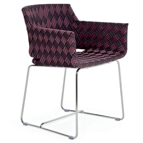 Varaschin Kente Dining Chair with Arms