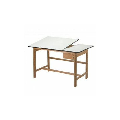 Alvin and Co. Titan II Melamine Drafting Table