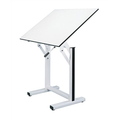 Alvin and Co. Ensign Melamine Drafting Table