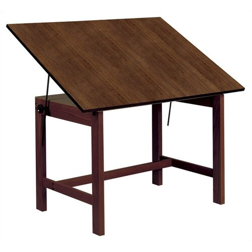 Alvin and Co. Titan Melamine Lacquered Drafting Table