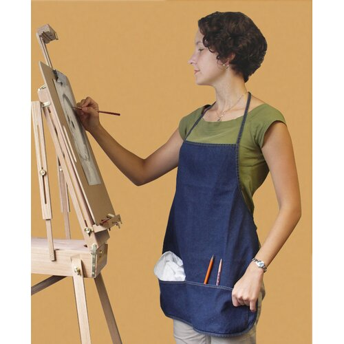 Alvin and Co. Adult Apron Denim