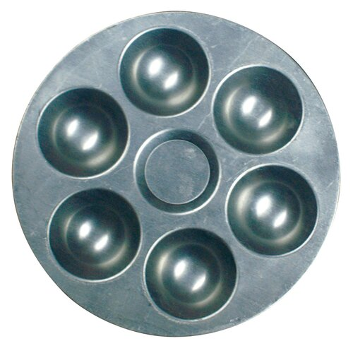 Alvin and Co. Round Well Mixing Tray