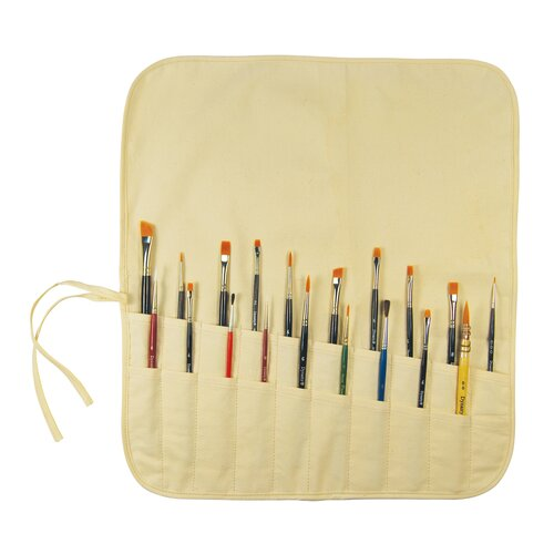 Alvin and Co. Combo Paint Brush Holder