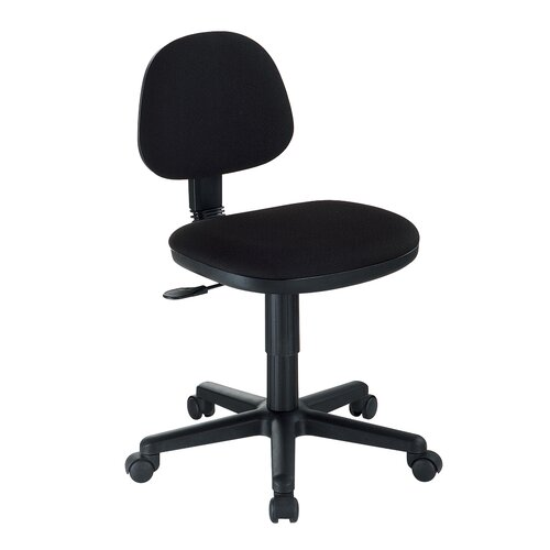 Backrest Comfort Economy Task Chair
