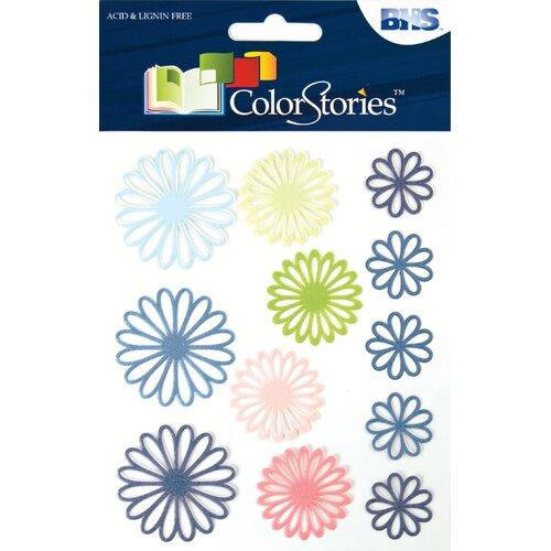 Colorstories Open Daisy Gelstix (Set of 12)