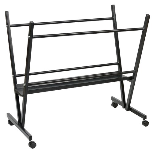 Alvin and Co. Print Rack