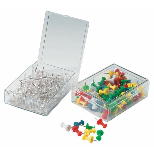 Alvin and Co. Push Pins