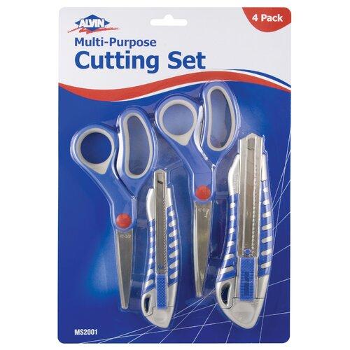 Alvin and Co. Multi-Purpose Cutting Set