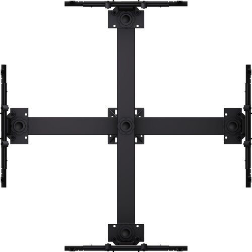 "Crimson AV Tilt Universal Ceiling Mount for 37"" - 65"" Screens"
