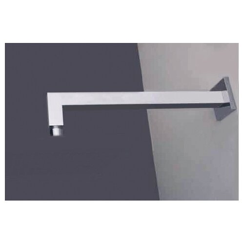 "BLVD Products 14"" Wall Mounted Square Angled Shower Arm"