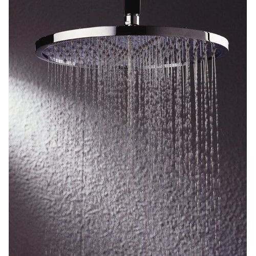 BLVD Products Zale Round Ceiling Shower Head