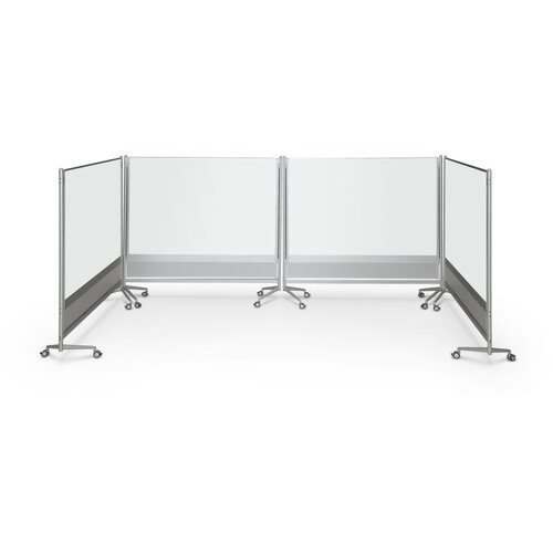 Best-Rite® D.O.C. Partition 4' x 6' Whiteboard