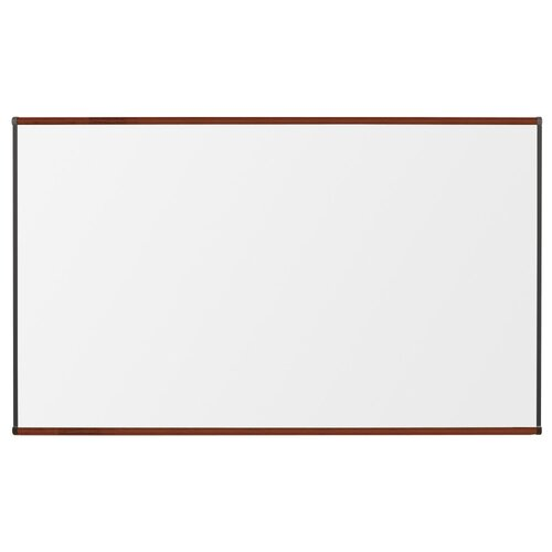 Best-Rite® Porcelain Steel Whiteboard with Origin™ Trim