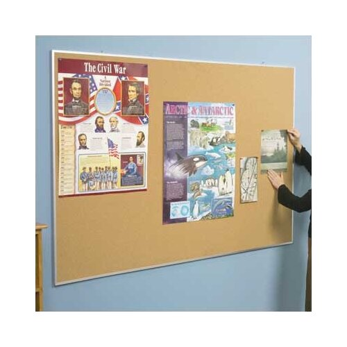 Best-Rite® Valu-Tak Series VT-370 Bulletin Board