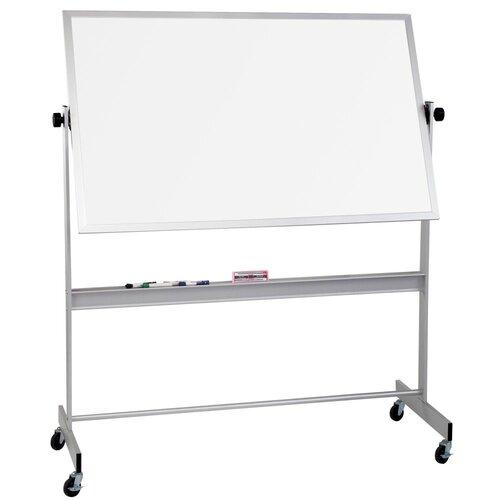 Best-Rite® Deluxe Reversible TuF-Rite 4' H x 8' L Whiteboard