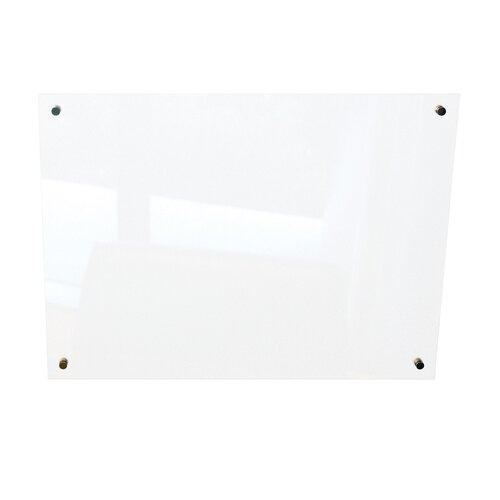 """Best-Rite® Enlighten 1' 6"""" x 2'  Glass Board"""